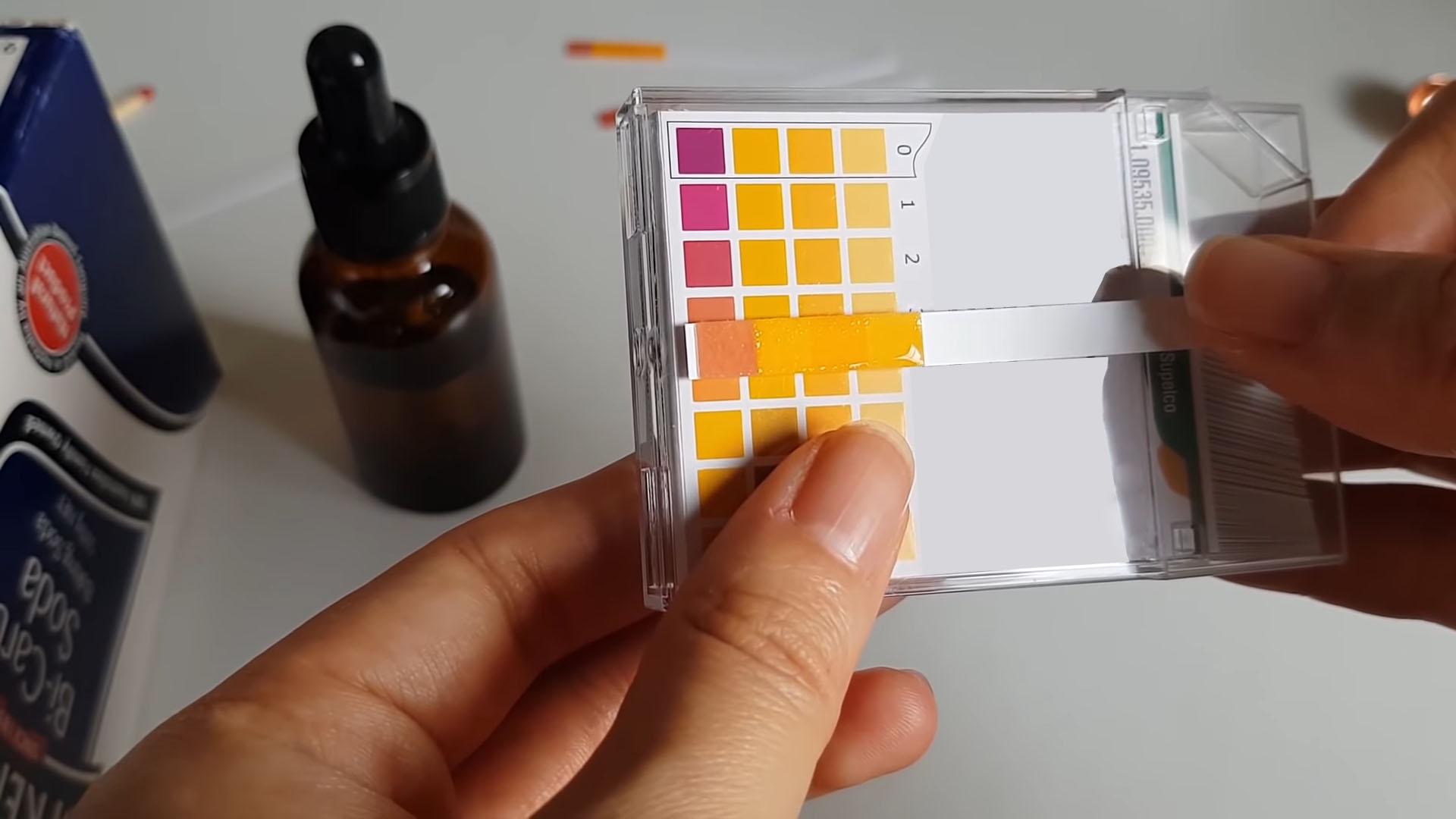 Đo và điều chỉnh pH của serum
