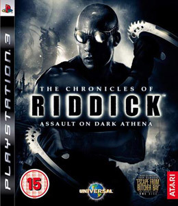 The Chronicles of Riddick Assault on Dark Athena PS3 Torrent