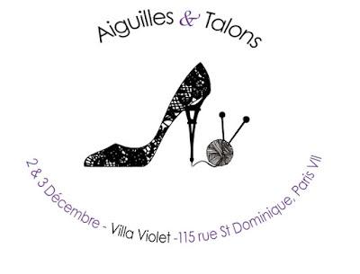 expo vente à la villa Violet