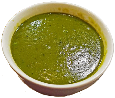 Green Pea Soup Recipe for winter season.
