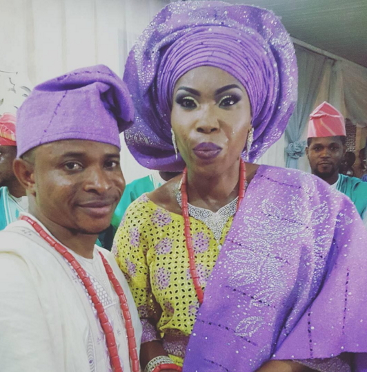 bimbo success traditional wedding