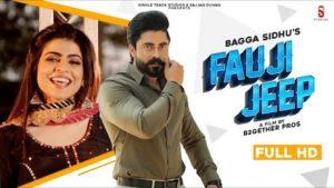 Fauji Jeep Lyrics – Bagga Sidhu