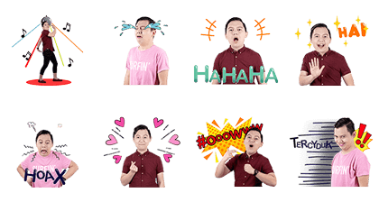 Chandra Liow: Mr. Comedian