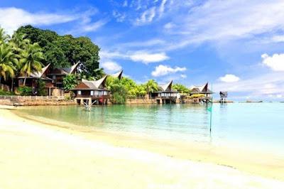 wisata pulau anambas, foto pulau anambas, pemandangan pulau anambas
