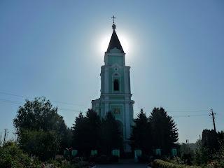 Браїлів. Вінницька обл. Свято-Троїцький монастир