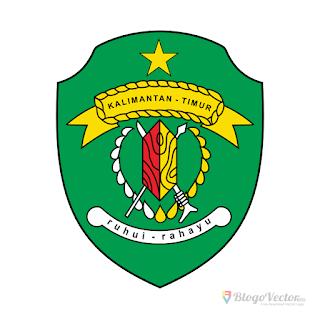 Provinsi Kalimantan Timur Logo vector (.cdr)