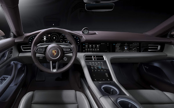 Porsche Taycan 2021 RWD - preço no Brasil R$ 589.000