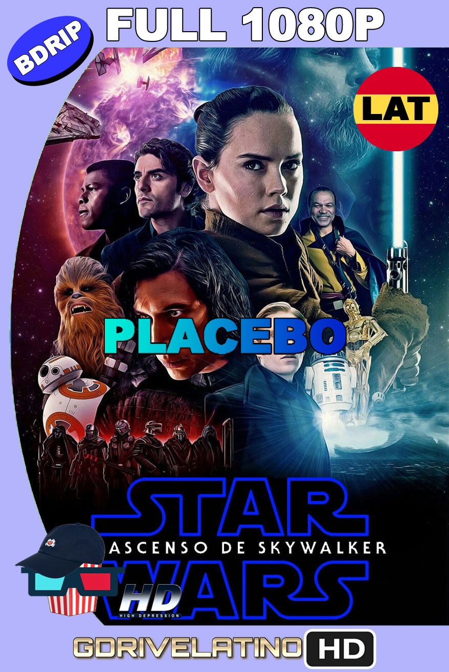 Star Wars: El Ascenso de Skywalker (2019) [PLACEBO] BDRip FULL 1080p Latino-Ingles MKV
