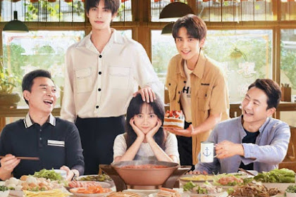 DRAMA CINA GO AHEAD EPISODE 40 END SUBTITLE INDONESIA