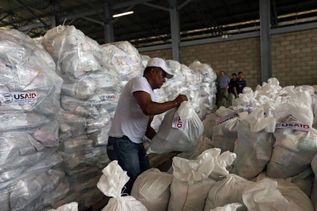 Once toneladas de medicamentos llegan al país provenientes de Panamá