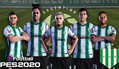 PES 2020 Facepack Banfield by Gordoumbanda