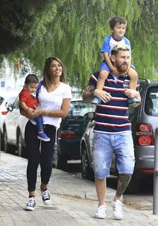 Lionel Messi And Wife, Antonella Rocuzzo Are Expecting Third Child