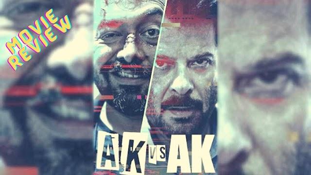 AK VS AK (Movie Review)