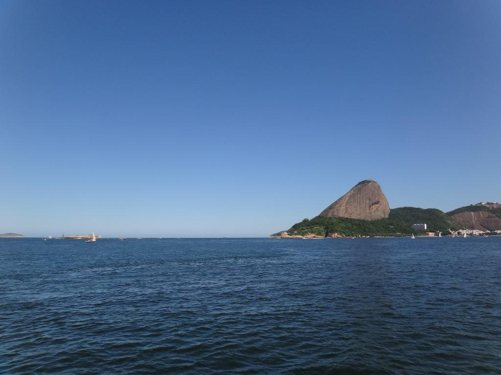 Passeio Marítimo na Baía de Guanabara