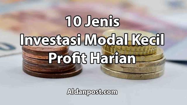 investasi-modal-kecil-profit-harian
