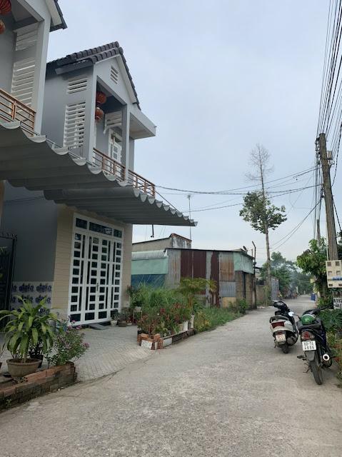 Nền đẹp giá hời, full 300m thổ cư đường Phùng Hưng, xã An Phước, Long Thành, Đồng Nai