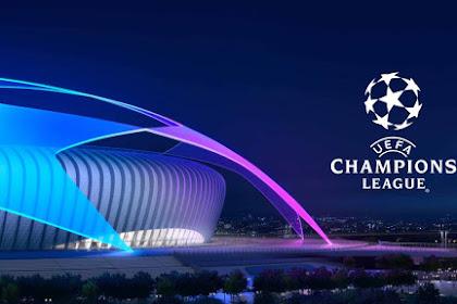 Hasil Pertandingan Liga Champions - Real Madrid Kalah, Juventus Seri