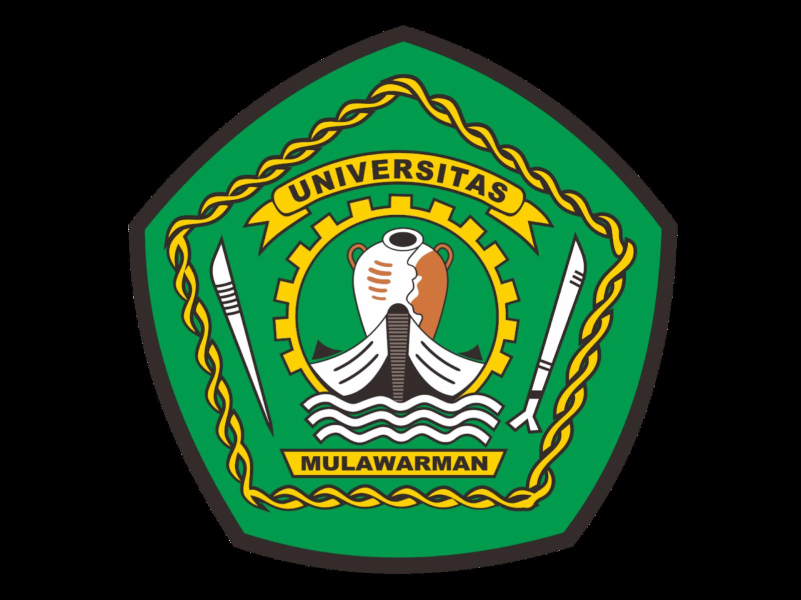 Logo Universitas Mulawarman Format PNG