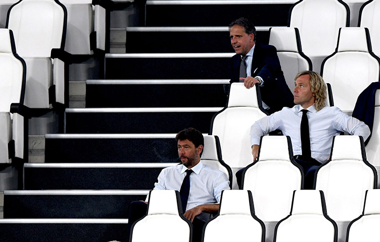 "Paratici: ""Mi smo Juventus, pobjede su u našem DNK!"""