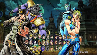 JoJos Bizarre  M.U.G.E.N +DOWNLOAD