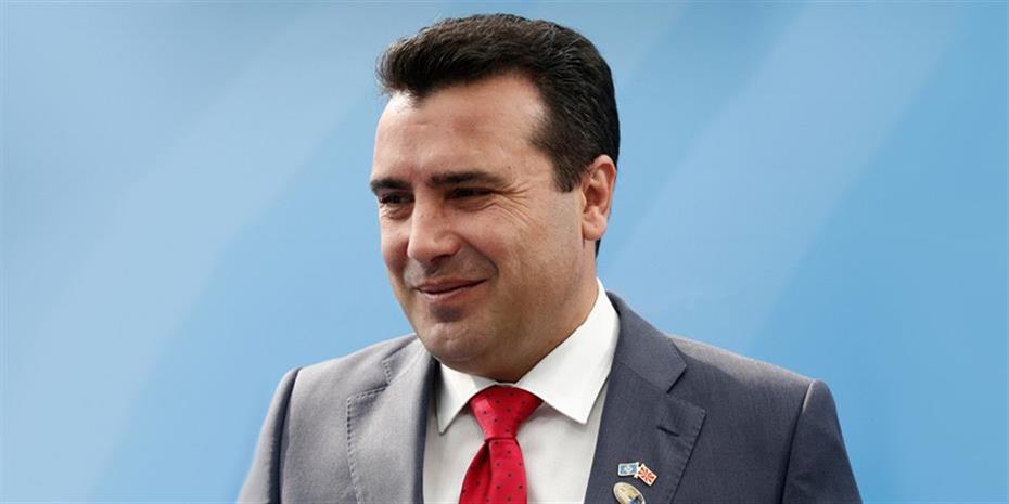Ζάεφ: Λάθος το tweet για «μακεδονική εθνική ποδοσφαίρου»