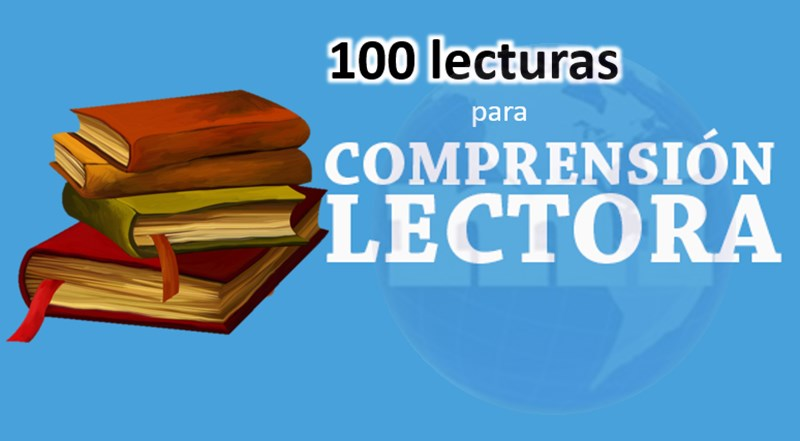 lecturas de comprension lectora
