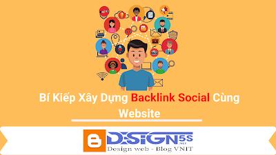 Xây Dựng Backlink Social Cùng Website Giúp Tăng Trust , Thứ Hạng Cho Web