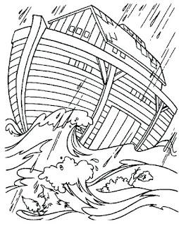 תיבת נוח לצביעה