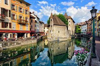 De turismo por Ginebra, Suiza