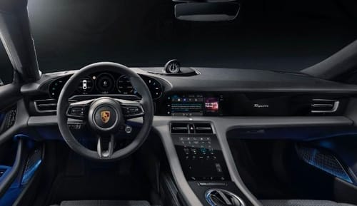 Porsche develops a music system tailored to your driving style