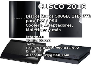 PS3 PS4 en Cusco, disco duro bracket soporte cooler