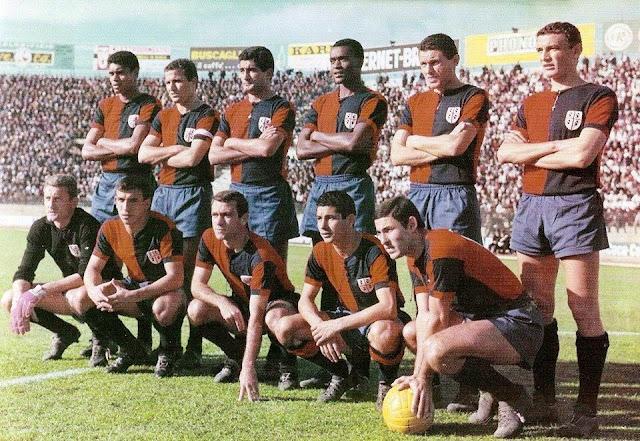 Resultado de imagem para cagliari  FC 1970
