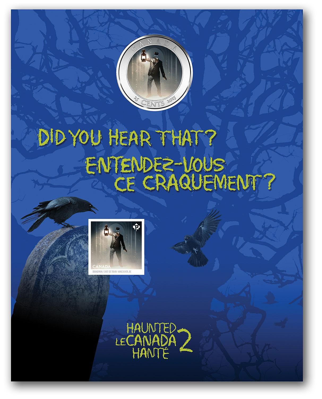 Philatelic Phantoms II: Haunted Canada Collection 2 ~ My