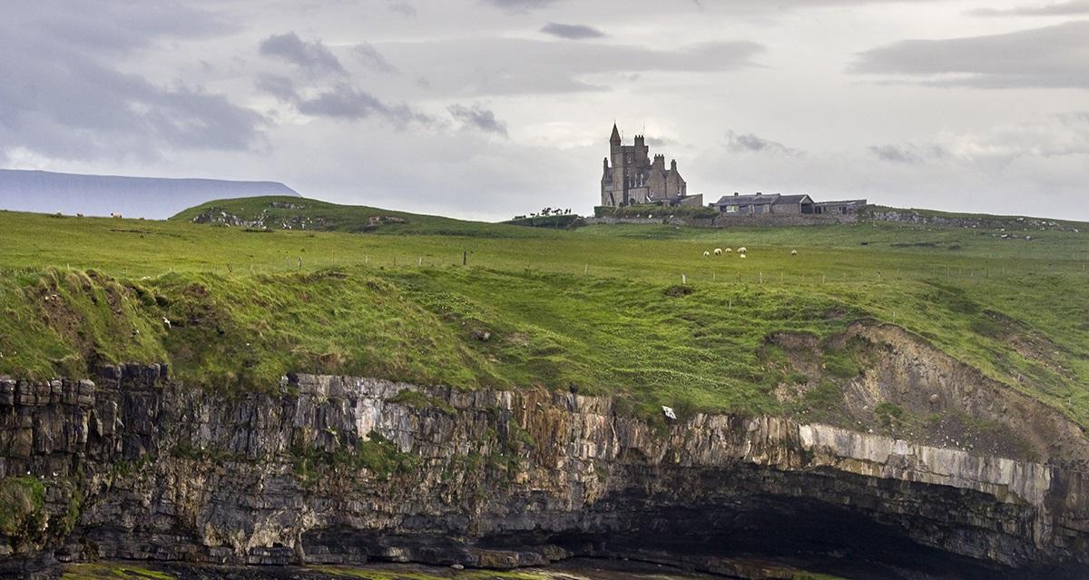 Classiebawn Castle County Sligo