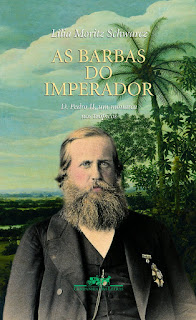 livro as barbas do imperador