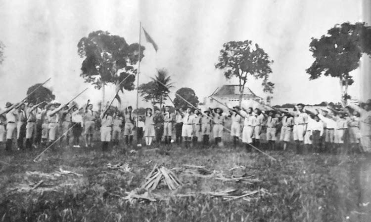 Sejarah Gerakan Pramuka Indonesia