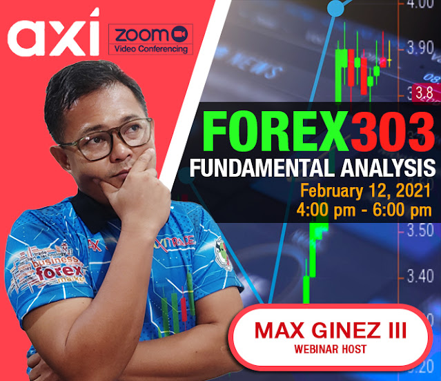 Fundamental Analysis webinar with AXI Phils. (FOREX 303)