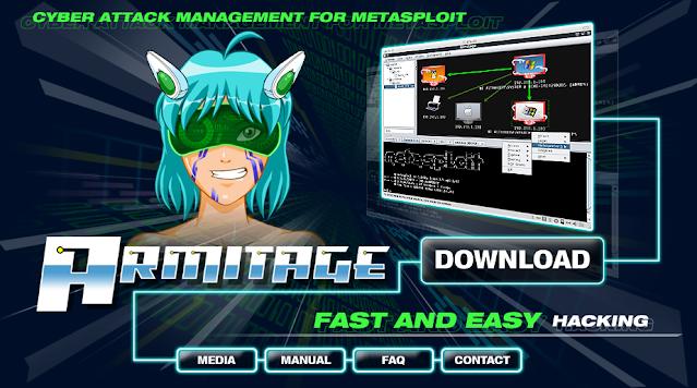 Armitage-Metasploit-Alternative