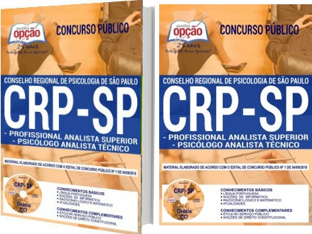 Concurso CRP-SP 2018