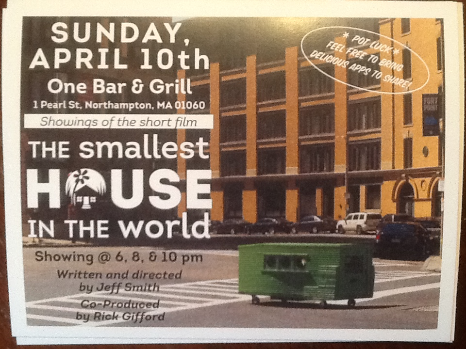 The Smallest House In The World Short Film Northampton Arts Council