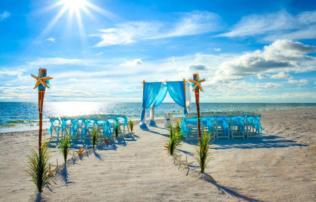 Beach Wedding Ceremonies Beachfront Wedding From 99