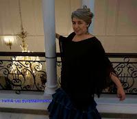 DIY; outfit flamenca personalizado;