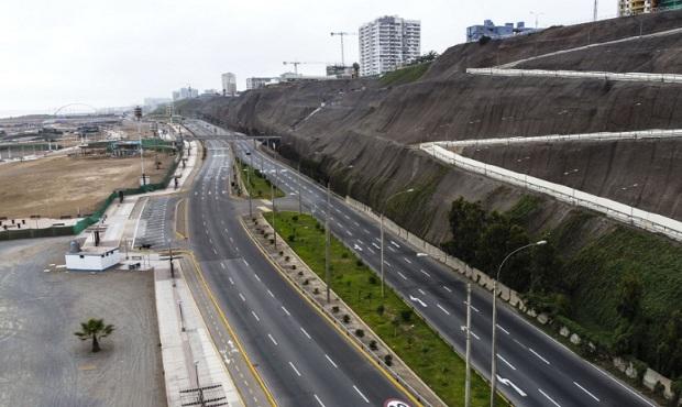 Navidad: Costa Verde, Javier Prado y Paseo de la República estarán cerradas al tránsito