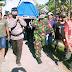 Kepala Desa Wringinagung Meninggal, Danramil dan Kapolsek Jombang Ikut Usung Jenazah