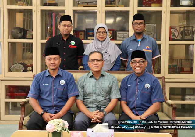 persatuan kafa negeri Pahang