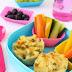 Resep Macaroni Panggang, Macaroni Muffin berbahan keju, susu dan Telur untuk Bekal Sekolah