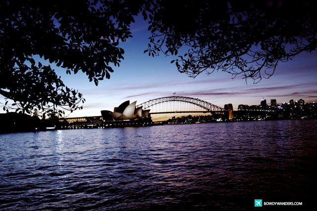 bowdywanderscom Singapore Travel Blog Philippines Photo 8 BEST PLACES To See The Harbour Bridge and Sydney Opera House Skyline - The Rocks Hickson Road, Circular Quay, Balmain Ferry