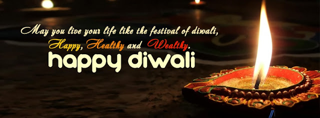 facebook cover page diwali