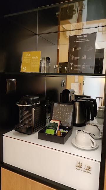 Ekspres do kawy B&B hotel