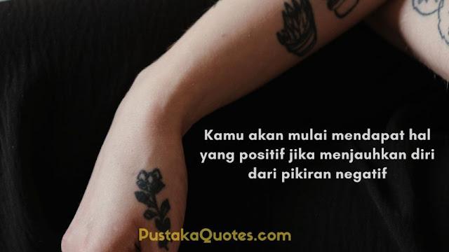 Kata Bijak orang yang suka tato